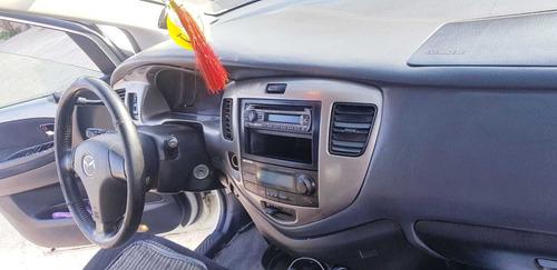mazda mpv 3 filas 2200 cc año 2004 gasolina/glp 7 asientos r