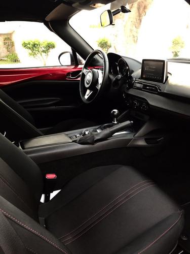mazda mx-5 convertible 2016