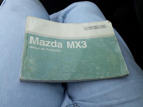 mazda mx3 versao mx3