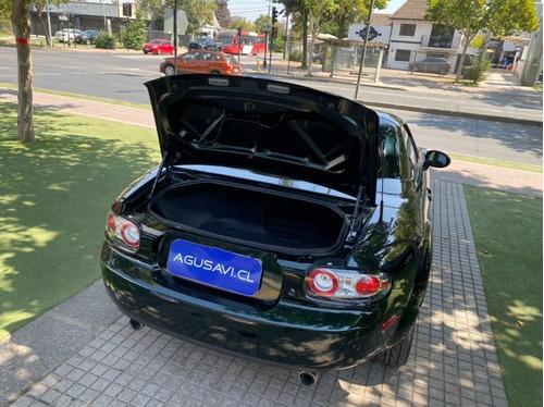 mazda mx5 2.0 mec techo duro 2008