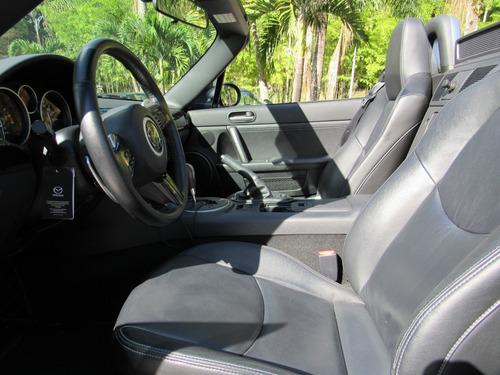mazda mx5 convertible at sec cc2000