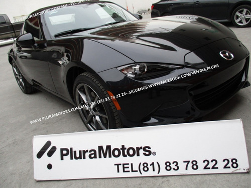 mazda mx5 grand touring rf 2018 aut convertible $429,000