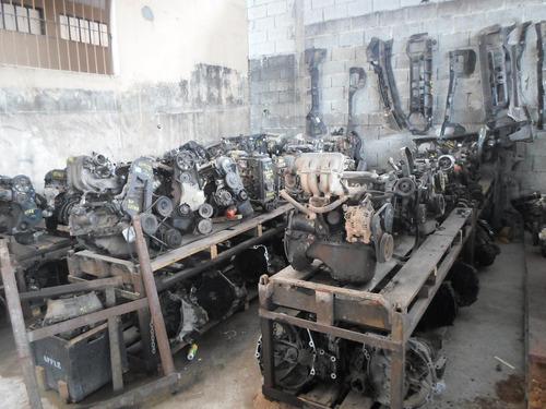 mazda protege 1996 sucata para retirar peças