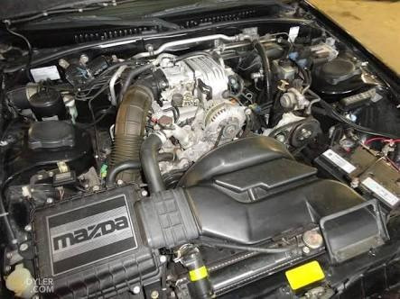 mazda rx-7 todo original motor wankel rotativo año 1988