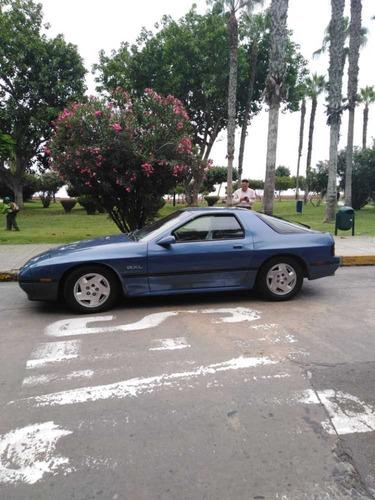 mazda rx7 motor wankel 1988