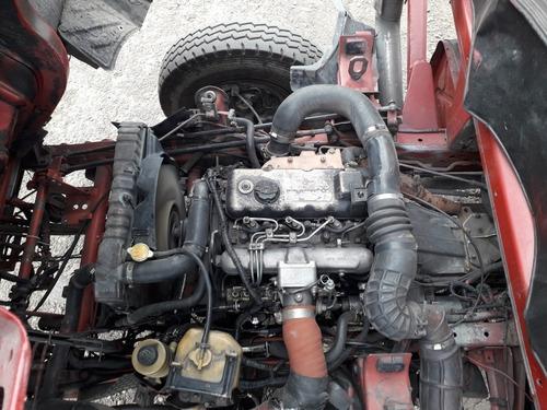 mazda turbo t45 1997 diesel estacas pública 4.5ton tipo nhr