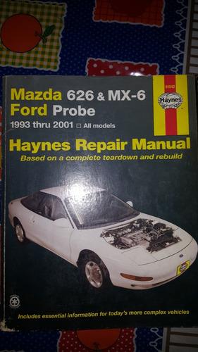 mazda626 manual  de reparación