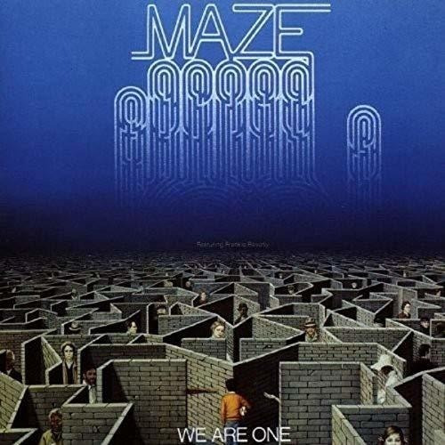 maze we are one (disco fever) reissue japan import  cd