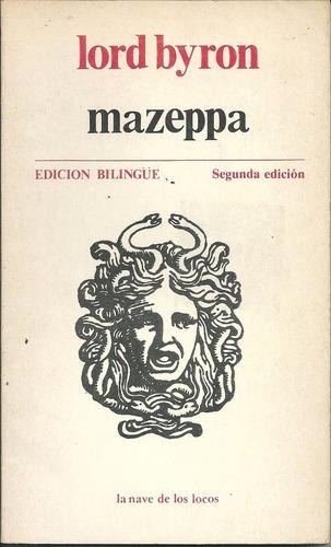 mazeppa - lord byron . edición bilingue.