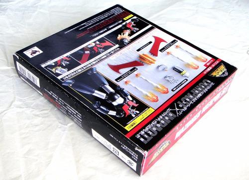 mazinger set de armas - super robot chogoking - bandai