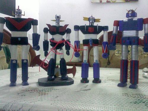 mazinger z robots
