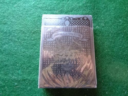mazo de cartas barajas black cards