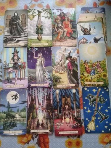 mazo de cartas tarot