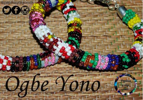 mazo de santeria - yoruba