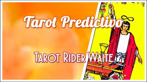 mazo de tarot rider waite, con manual