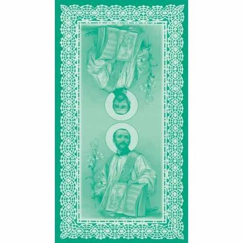 mazo de tarot - voces de los santos - lo scarabeo - italia