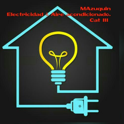 mazuquin electricidad & aire acondicionado