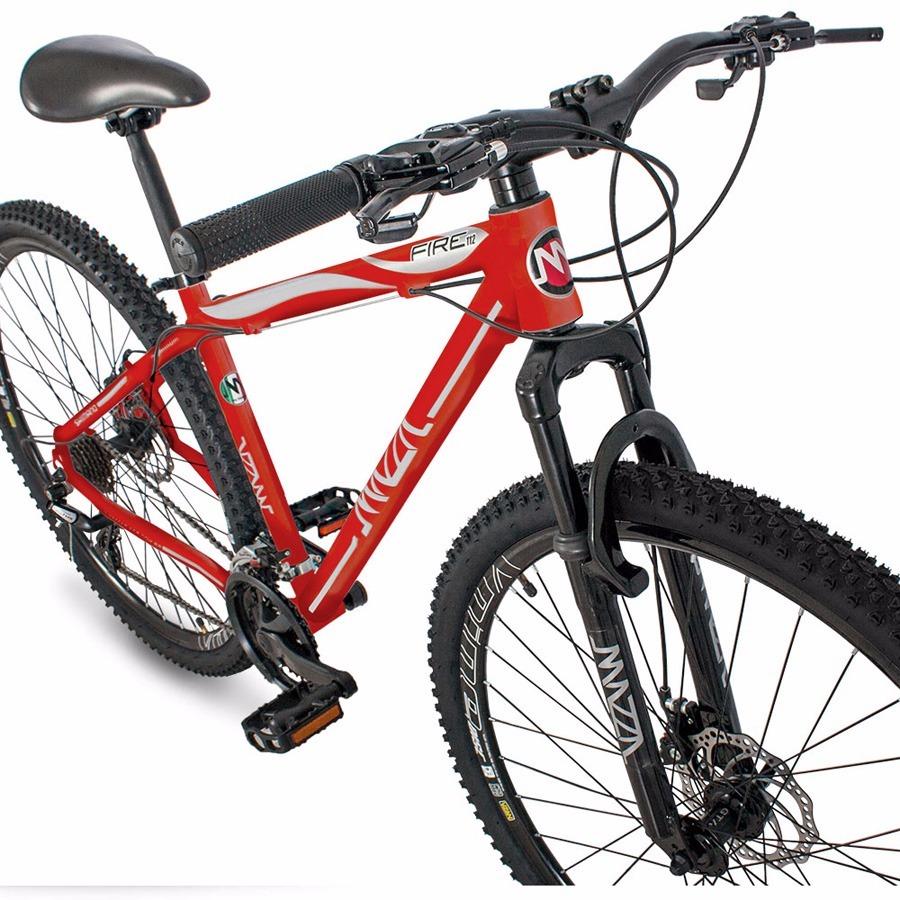 Bicicleta Mazza Bikes 29 Disco Altus Shimano 24 Mzz-800 - R  1.299 ... f3c1fc46b8512