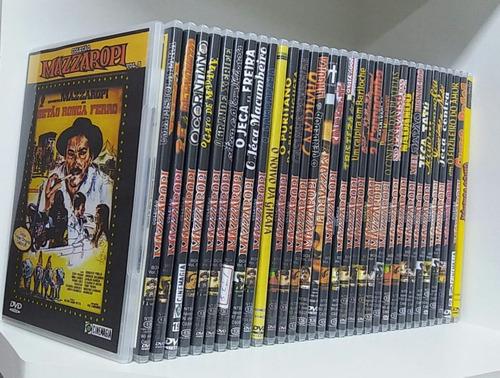 mazzaropi  33 dvds - coleção completa - *  frete grátis  *