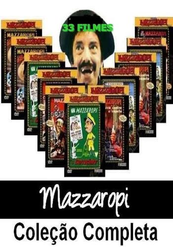 mazzaropi coleção completa