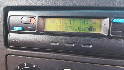 mb 1016 accelo bau sider 5m