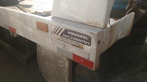 mb 1016/12 branco plataforma guincho