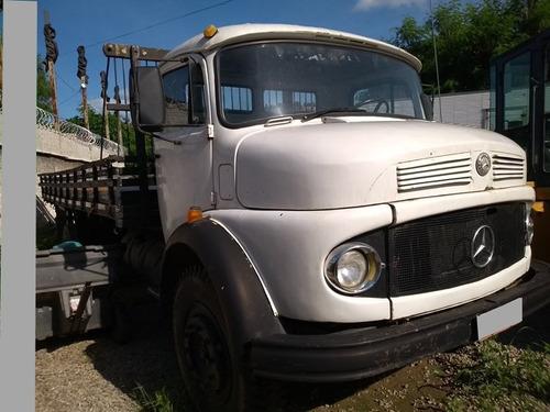 mb 1111 toco ano 1967 carroceria.