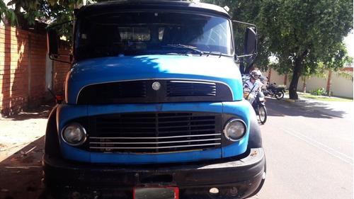 mb  1113 1975  6x2  carroceria