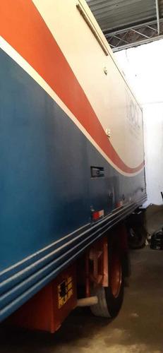 mb 1113 1978 baú frigorifico  direção hidráulica