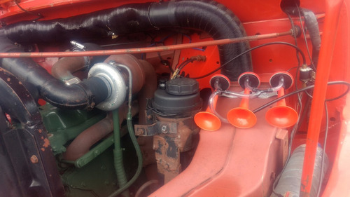 mb 1113 1978 truck turbinado d. hidraulica único dono 1620
