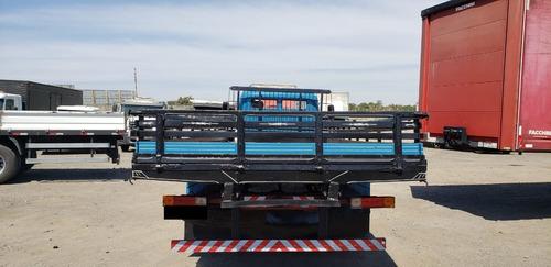 m.b. 1113 1978/78 4x2 (turbinado/hidráulico) azul (0839)