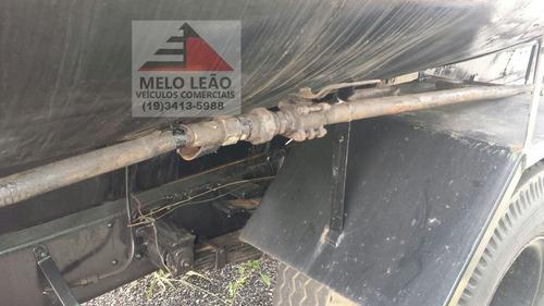 mb 1113 - 80/80 - toco, com espargidor de asfalto