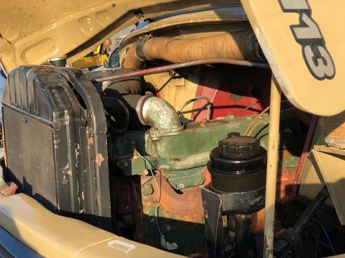 mb 1113 toco carroceria