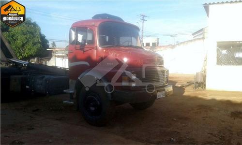 mb 1113l / 1986 - caçamba randon