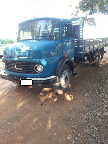 mb 1113/tocco ano 1978 azul