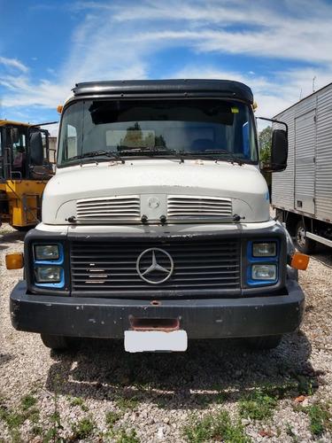 mb 1114 caçamba , 1988 , pneus bons , mecânica toda prova