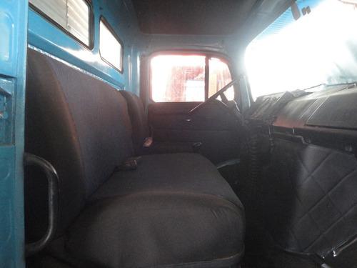 mb 1118 truck baú 8.50mts