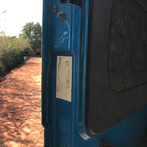 mb 1218 poli guindaste simples troca com caminhao tanquetoco