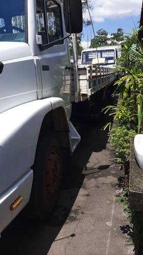 mb  1218   truck   carroceria     ano  1994  turbo