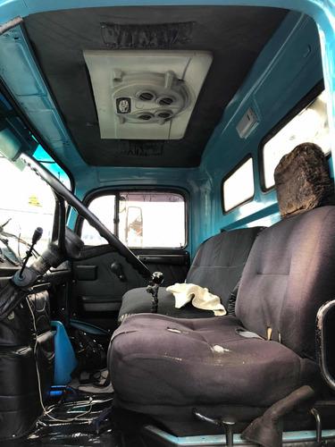 mb 1313 1983 com caçamba caminhão fino