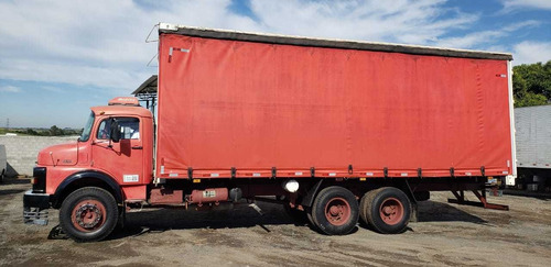 m.b. 1313 6x2 1984/84 vermelho (1693)