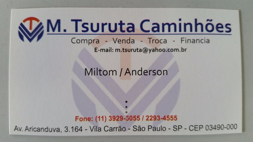 mb 1313 75 toco chassi