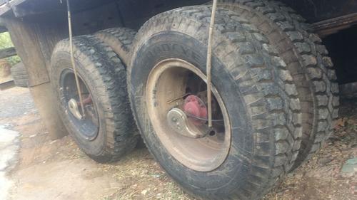 mb 1313 ano 1983 - truck - 40 mil reais/vermelho