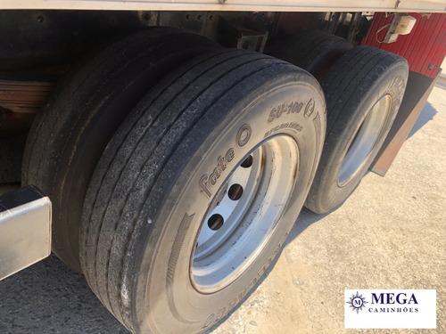 mb 1313 truck baú 8m