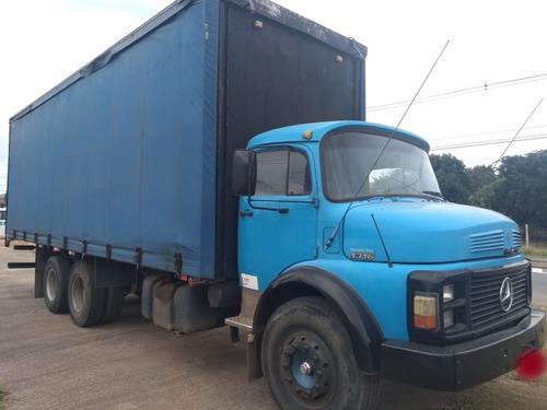 mb 1316 truck bau sider 8,30m