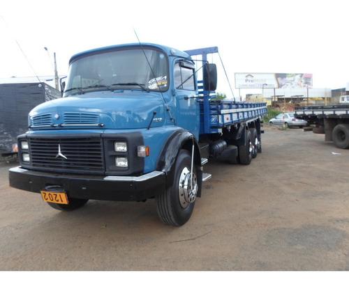 mb 1318 88/88 truck carroceria