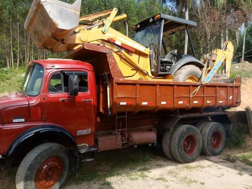 mb 1318 truck cacamba 10m