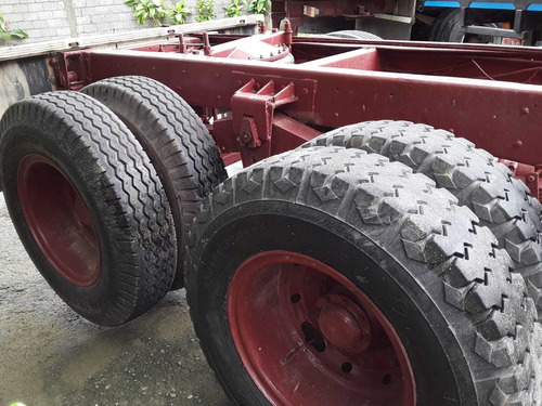 mb 1318 truck chassis 1988 original