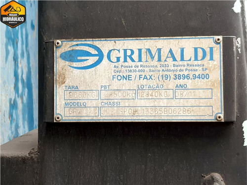 mb 1414 / 1997 - roll on roll off grimaldi / 2011