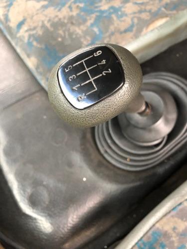 mb 1414 baú 7,5m unico dono - motor novo